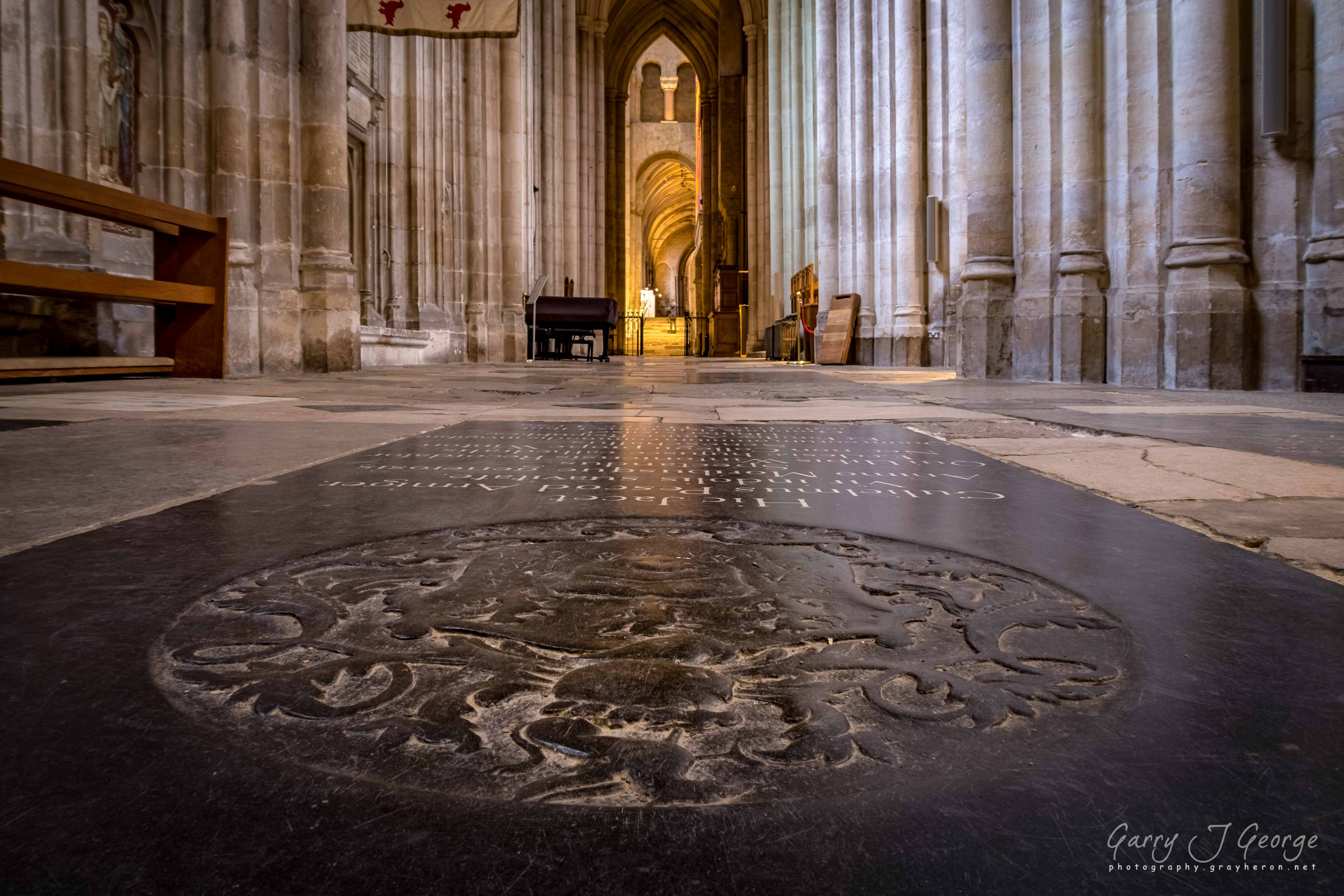 Winchester Cathedral by Garry George