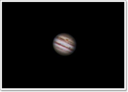 Jupiter by blackhole