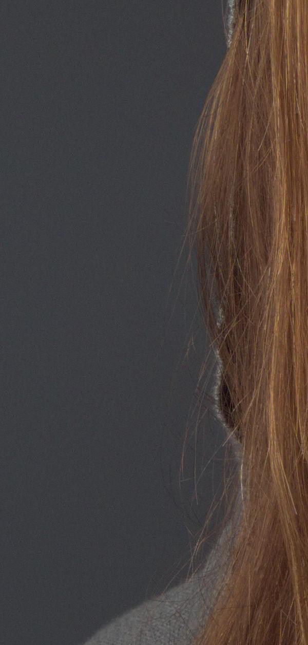 GIMP Hair Clean Clone
