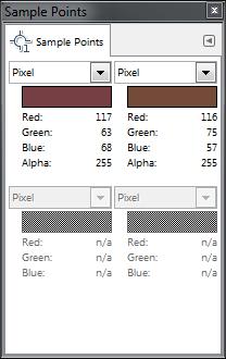 Color Curve Sking Dark RGB