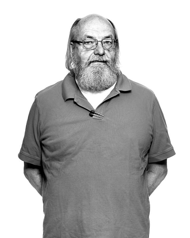 Ken Thompson by Peter Adams
