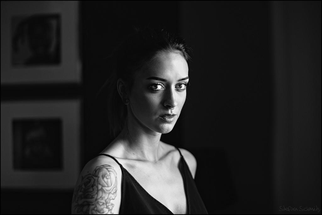 Hannah by Stefan Schmitz