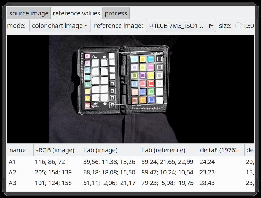 Profiling a camera with darktable-chart - PIXLS US - discuss pixls us