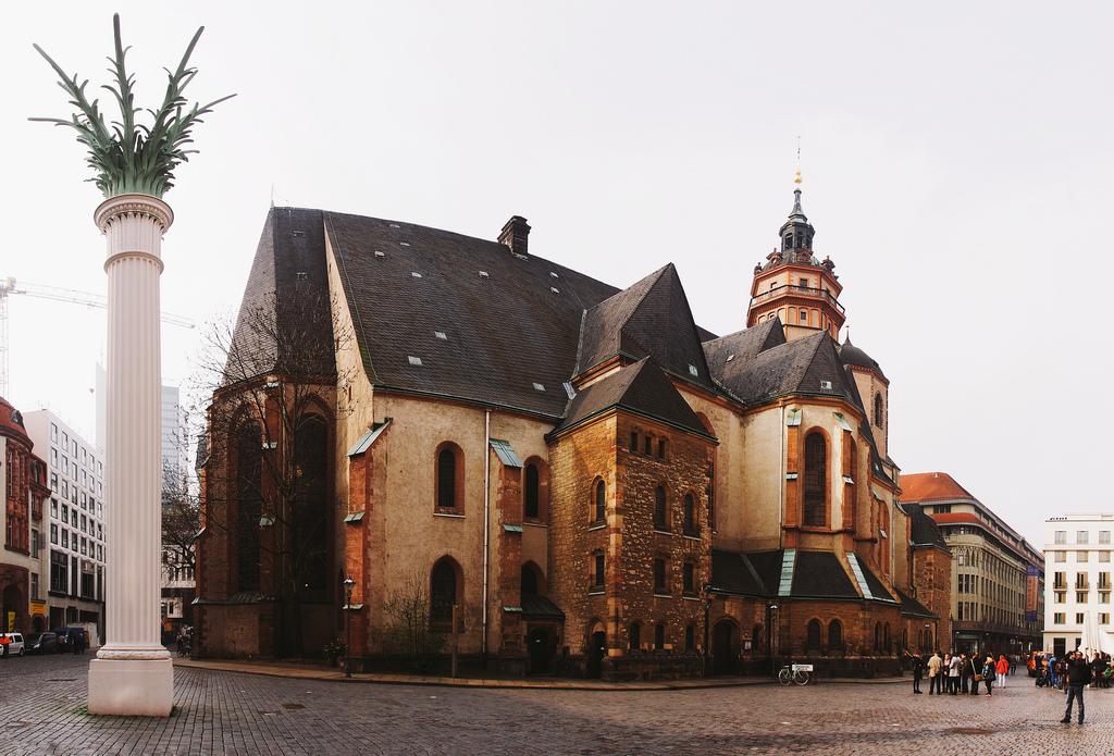 Nikolaikirche, Leipzig, LGM 2014