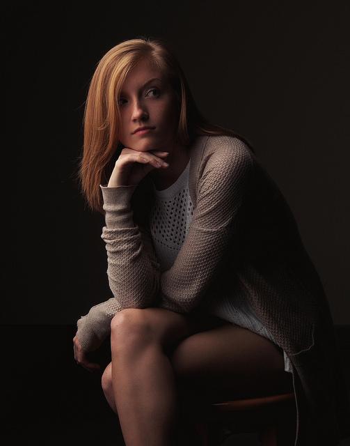 Sarah (Glance) by Pat David