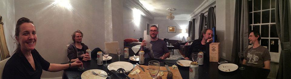 LGM2016 Dinner