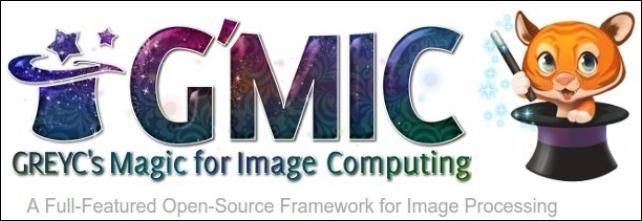 G'MIC logo